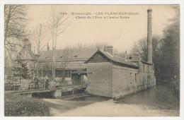 27 - Les Planches           Chute De L'Iton à L'Usine Kohn - France