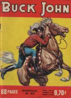 BUCK JOHN N° 411 BE IMPERIA  11-1970 - Petit Format