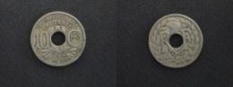 1920 - 10 CENTIMES LINDAUER - FRANCE - D. 10 Centimes