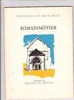 Romainmôtier .... 1960 - Histoire