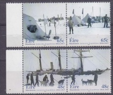 Ireland 2004 Schackleton Antarctic Expedition 4v ** Mnh (21050) - Nuovi