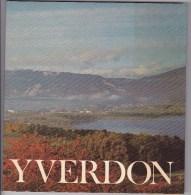 Livre Yverdon - 1976 - Histoire