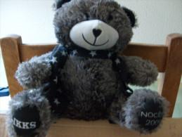 NOCIBE IKKS 2009 Collectors Bear _ Ours _ Nounours - Ours Parfumés