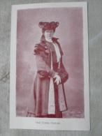 Hungary -Aristocracy  - Gróf Erdödy Gyuláné  -  Szalon Ujság  1907-Hungarian Print  S0029 - Documents Historiques