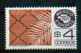 Mexique Mexico 1980 - Industrie Des Matériaux De Construction / Building Materials Industry - MNH - Factories & Industries
