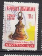 ##13, République Dominicaine, Cloche, Bell, Noël, Christmas - Dominicaanse Republiek