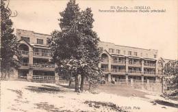 ODEILLO -  Sanatorium Heliothérapique  (facade Principale ) - Autres Communes