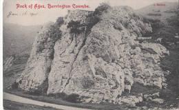 1900 CIRCA ROCK OF AGES BURRINGTON COOMBE - England