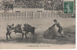 Corrida De Toros - Toreando De Capa - Corrida