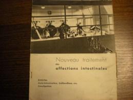 Nouveau Traitement Des Affections Intestinales, 1934   (G) - Livres, BD, Revues