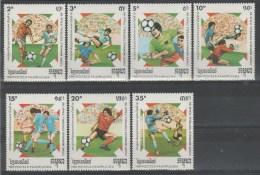 Cambodge 1989 - Football - Italia 90      (g4847) - World Cup