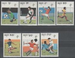 Cambodge 1990 - Football - Italia 90      (g4849) - World Cup
