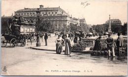 75 PARIS - Pont Au Change - France