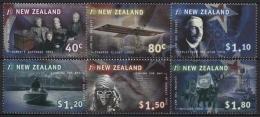 Neuseeland 1999 Richtungsweis. Ereignisse Im 19./20. Jahrhund.1807/12 Postfrisch - Neuseeland