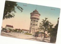 CPA Hungary - Szeged - Viztorony - Hungría