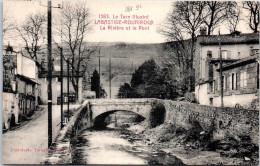 81 LABASTIDE ROUAIROUX - La Rivière Et Le Pont - France