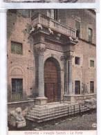 FERRARA Palazzo Sacrati (Baldassare Peruzzi)  Very Fine Used From Ferrara To Rome 7-1-1908 - Ferrara