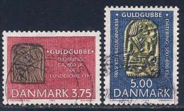 Denmark, Scott # 975-6 Used Archaeological Treasures, 1993 - Denemarken