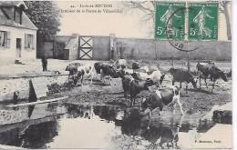 VELIZY VILLACOUBLAY - Forêt De Meudon - Intérieur De La Ferme De Villacoublay - Velizy