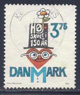 Denmark, Scott # 1017 Used High Schools, 1994 - Denmark