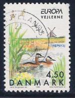 Denmark, Scott # 1152 Used Nature Reserve, 1999 - Denemarken