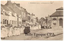62 - ÉTAPLES - La Procession Du 15 Août +++ Caron-Cousin, Étaples, #2 +++ - Etaples