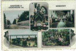 CP  - Souvenir De Gedenkenis Van Moresnet (Kelmis) - Plombières