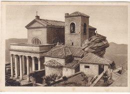 PGL AT591 - SAN MARINO CATTEDRALE COL MASSO OVE è IL LETTO DEL SANTO - San Marino