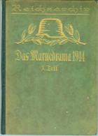 Schlachten des Weltkrieges-Das Marnedrama 1914 -1.Teil- Band 22-Illustriert -1928