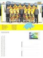 POST Swiss Team  - Tour De Suisse 2000 - Cycling