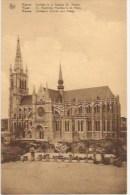 Ieper: St. Maarten Hoofdkerk En Abdij - Ieper