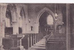 KIRDFORD CHURCH INTERIOR - Surrey