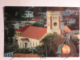 St George's Anglican Church - Grenada