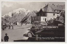 PGL AT625 - PASSO DELLO STELVIO E GRUPPO DELL'ORTLES 1934 - Italia