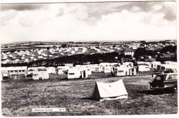 Weymouth: VAUXHALL VICTOR F  ESTATE '57, AUSTIN A30 - Littlesea Camp, CARAVANING CARAVANS/TENTES - England - PKW