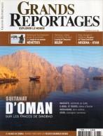 Grands Reportages N°338, Férier 2010 - Oman  / Nénètses / Belèm / Arizona-Utah - Tourisme & Régions
