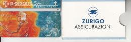 Zurigo Assicurazioni - Simone Erni - 125 Anni Di Federazione Svizzera Dei Pompieri - Firemen