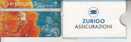 Zurigo Assicurazioni - Simone Erni - 125 Onns Associaziun Svizra Da Pumpiers - Firemen