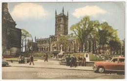 St. Peter's Church, Wolverhampton - Wolverhampton