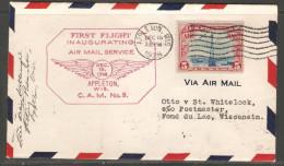 Lettre Des Etats-Unis 1928 ( Poste Aérienne ) - Central America