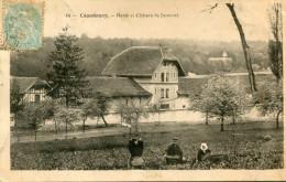 CHAMBOURCY(YVELINES) LE HARAS - Chambourcy