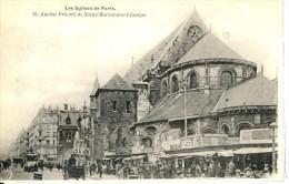 Dpt 75 Paris X Ancien Prieuré De St-Martin Des Champs Petits Commerces N°15 Série Les Eglises De Paris - Frankreich