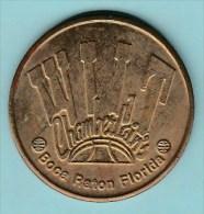USA - Circulating Boca Raton Florida Coin (02) - Other