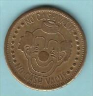 USA - Circulating Clown Coin (03) - USA