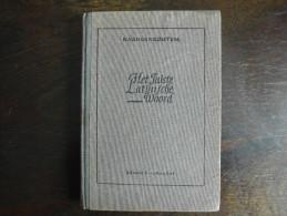 Woordenboek Nederlands - Latijn - (K. Vangenechten - Uitgeverij Brepols - Turnhout) - Dictionaries