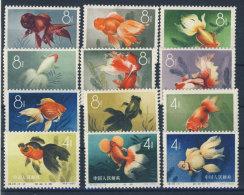 China Michel No. 534 - 545 ** postfrisch