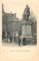 PARIS   STATUE DE LEDRU ROLLIN - Statues