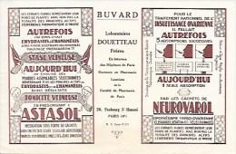 """Buvard """"  Laboratoires DOUETTEAU """" - Blotters"""