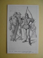 Les Archers Anglais Au Début Du XVe Siècle. - Histoire