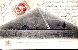 Histoire Napoléon Le Lion Sur La Pyramide De Waterloo - Geschichte